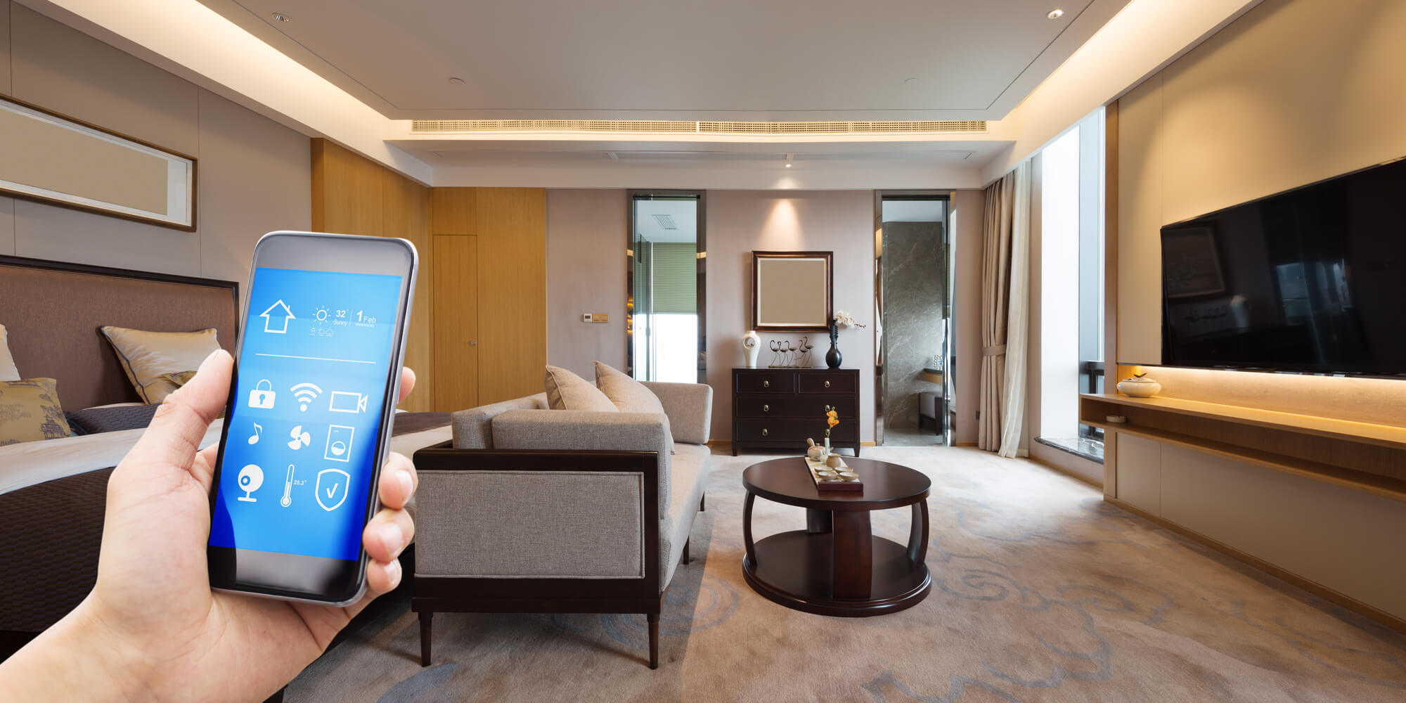 The Smart Home for a Smart Life